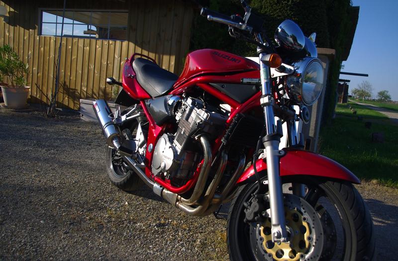 Suzuki Bandit 600N, il était temps bis... 868644IMGP2495
