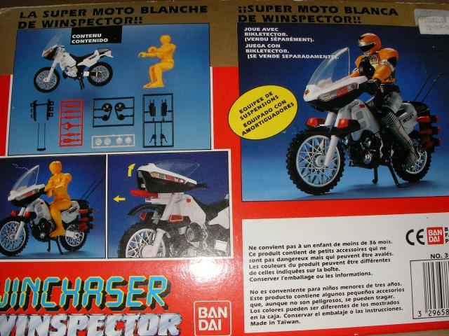 Metal Hero : Winspector - Page 2 868662SANY0016