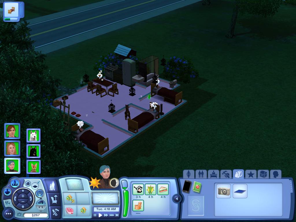 Les Sims ... Avec Kimy ! 869086Deuxiemmenuit