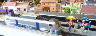 Roco ho: voitures de la DB pour train express 869210DSC03548