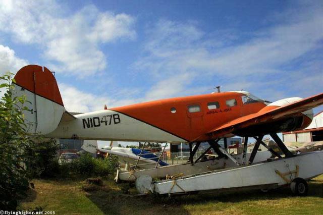 Beechcraft 18 Alaskan Bushplane  8693771011737