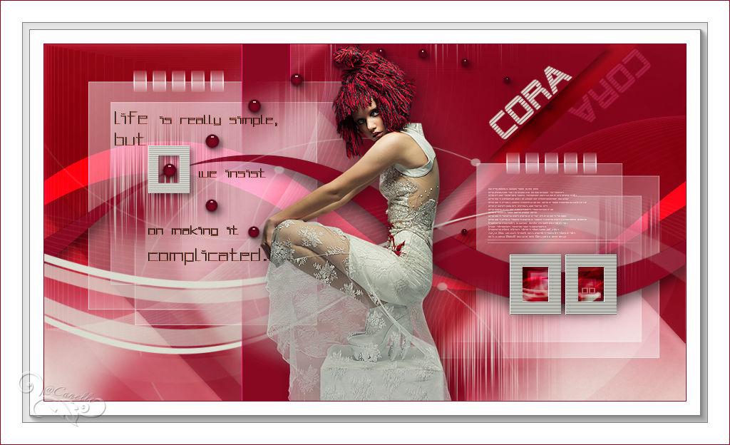 Cora (psp) 870521CORA