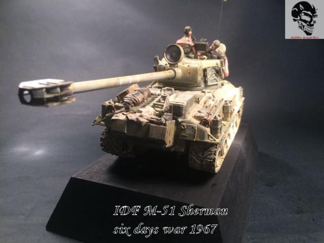 M-51 Super Sherman IDF - Academy 1/35 871281IMG4938
