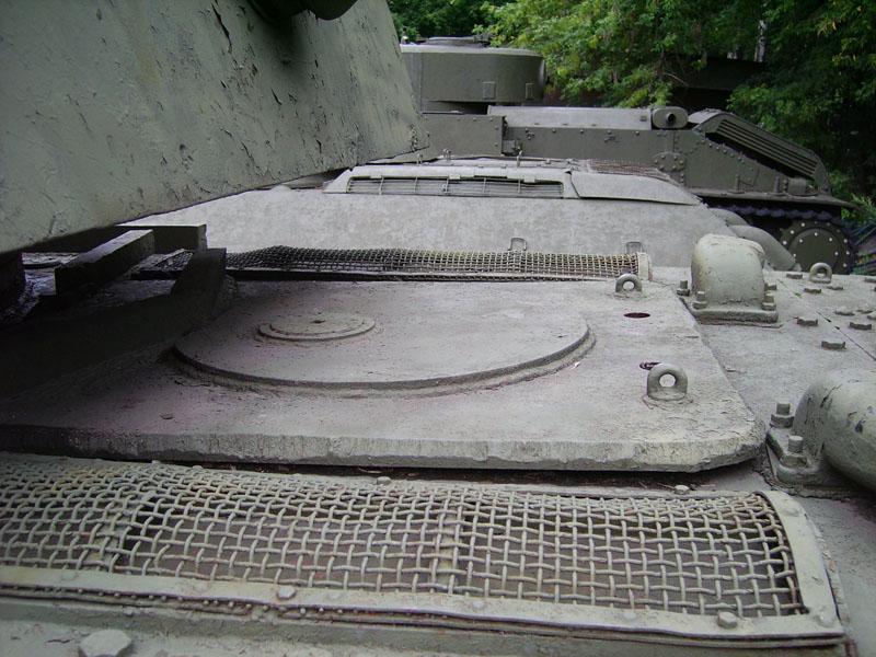 KV-1 Ehkranami  -  TRUMPETER 1/35 871431821