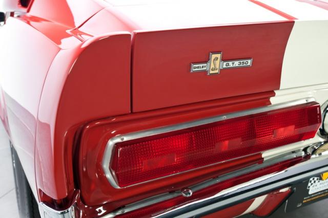 mustang shelby 350 GT 1967  au 1/25 de chez AMT/ERTL  872543mustangshelby350GT20