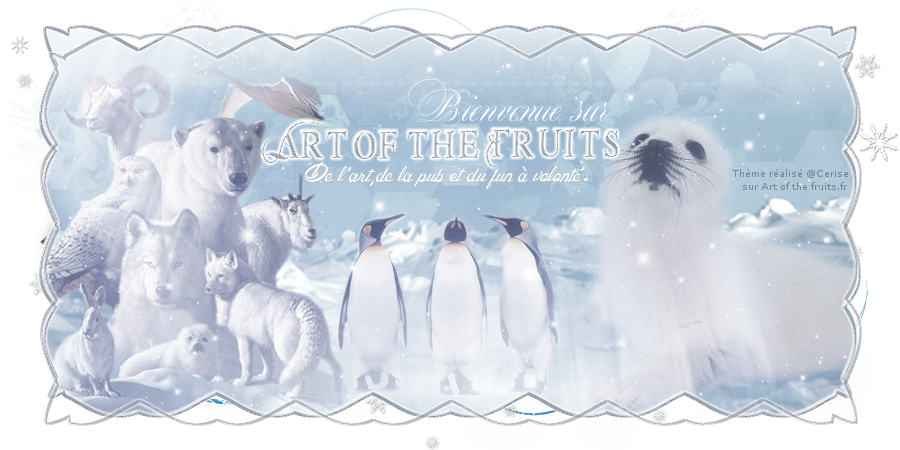 Les thèmes de Art of the fruits. 872713bannierepolenord