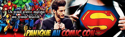 Evénement #39 : Panique au Comic Con ! 873327bancomic5