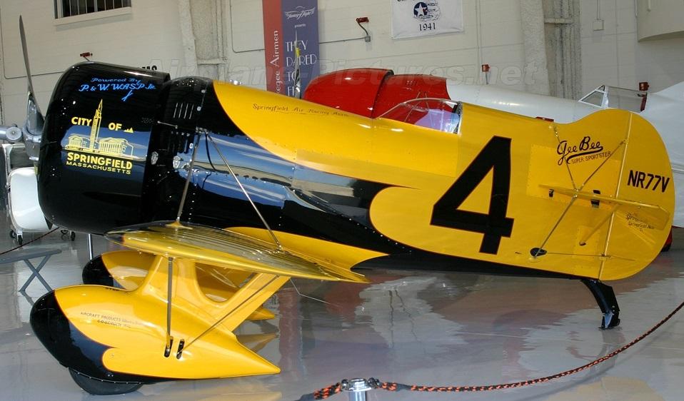 GeeBee « Z » racer  Williams 1/32 87358917574