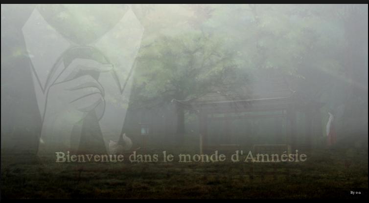Le monde d'Amnésie