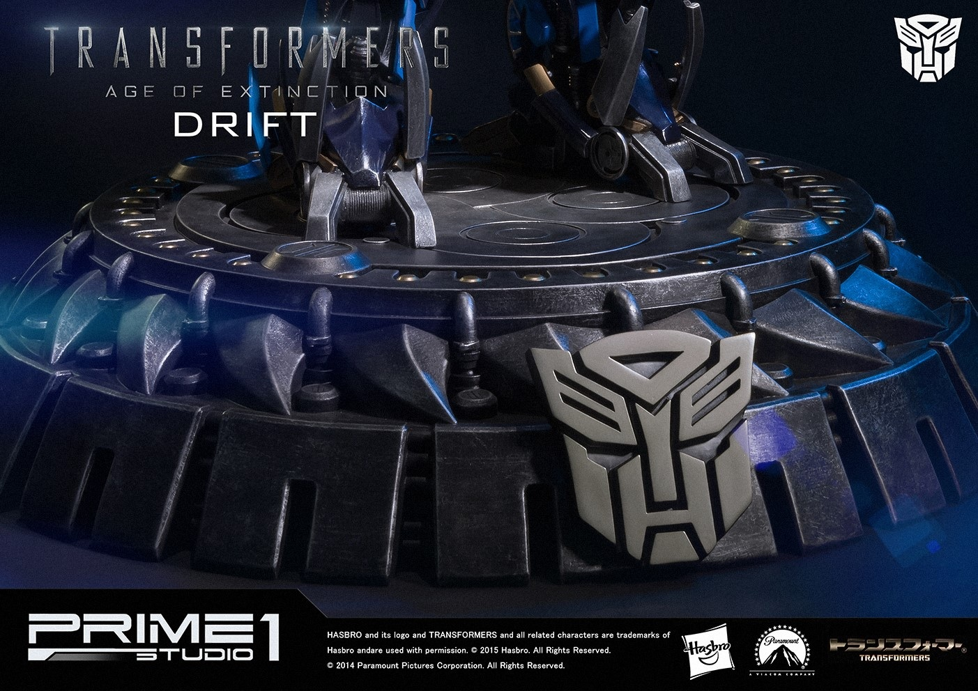 Statues des Films Transformers (articulé, non transformable) ― Par Prime1Studio, M3 Studio, Concept Zone, Super Fans Group, Soap Studio, Soldier Story Toys, etc - Page 3 873822image1423754770