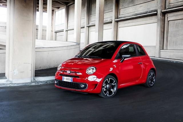 Gamme et tarifs de la nouvelle Fiat 500S 874023160606FiatNuovaFiat500S