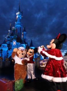 Saison de noël : Le Noël Enchanté Disney du 7 novembre 2011 au 8 janvier 2012 874054n011083