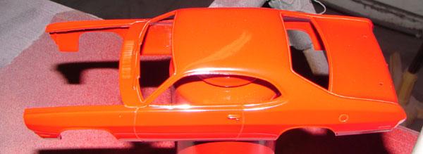 Peinture et polissage de la carrosserie 874453duster3