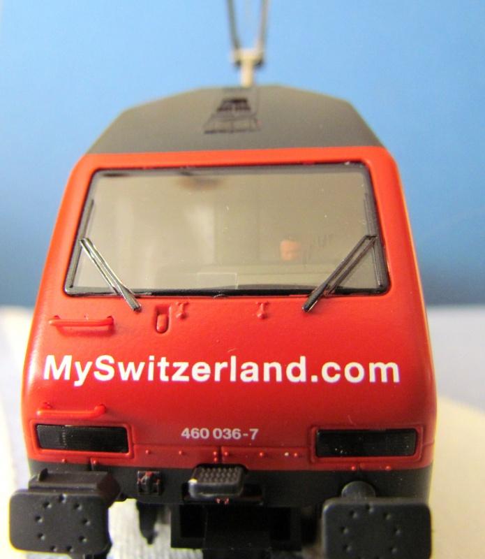 SBB 460 036-7  ROCO  3 rails AC 875223IMG3919