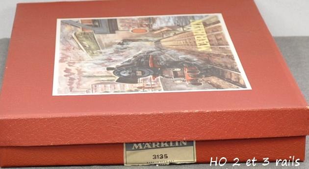 Coffrets Märklin 1936 - 1968 (rouges, noirs, verts ou bleus) 875393marklincoffret313514KR