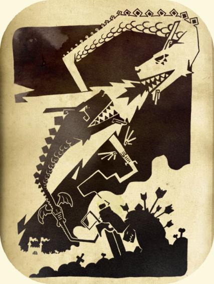 La Légende de Crocoburio ₪ L'Épée Crocobur 875574163