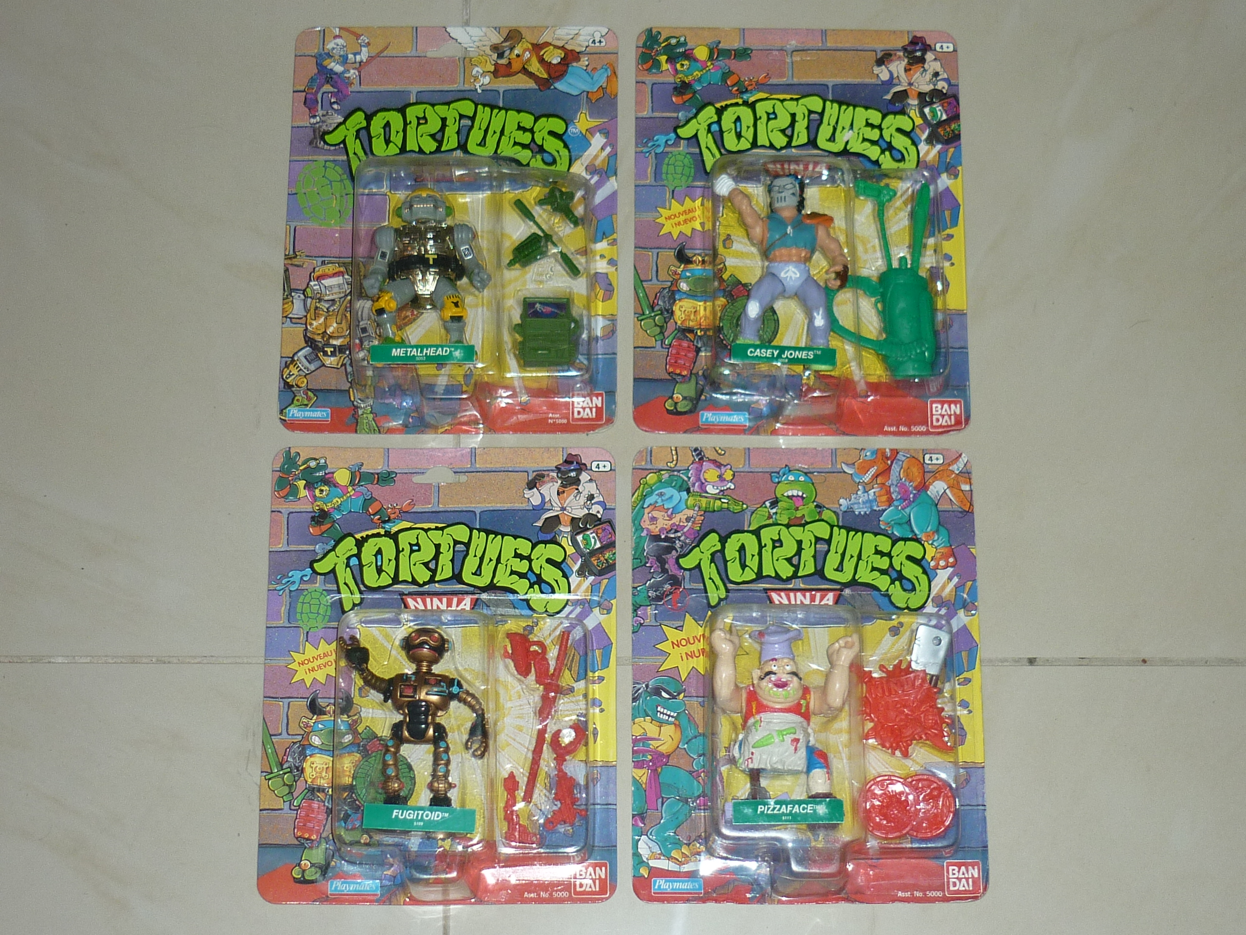 LES TORTUES NINJAS - TMNT - Playmates (1988-1996) 875759P1020377