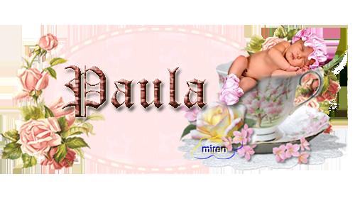 Nombres con P - Página 3 8764552Paula