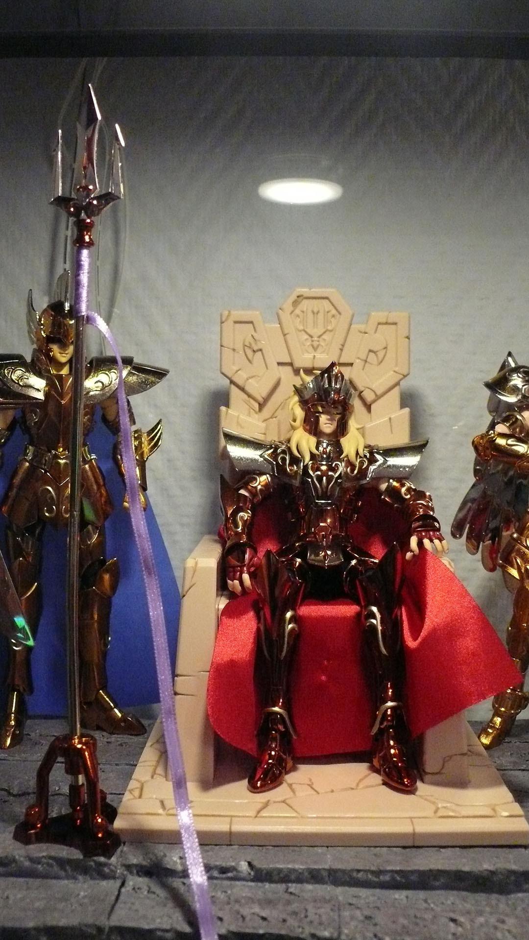 Figurines Saint Seiya (Chevaliers du Zodiaque) 876483POSEIDON3