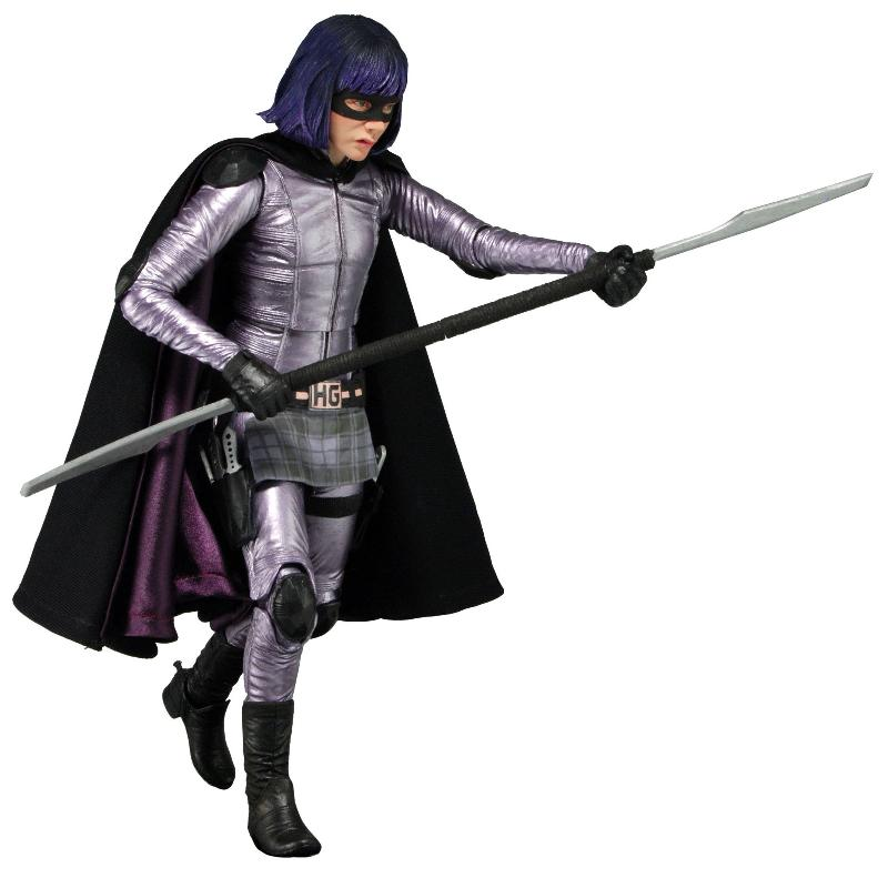 "[NECA] Kick Ass 2 - 7"" action Figures 877123HitGirl"