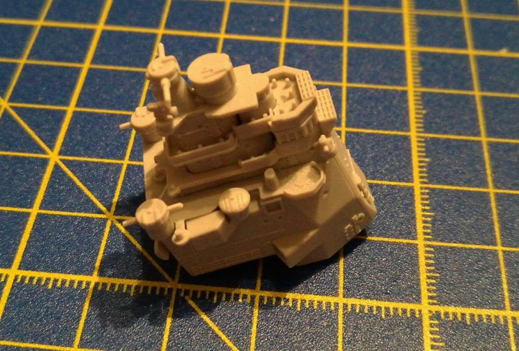 Croiseur TAKAO 1944 1/700 Pit-Road 877773Takao4