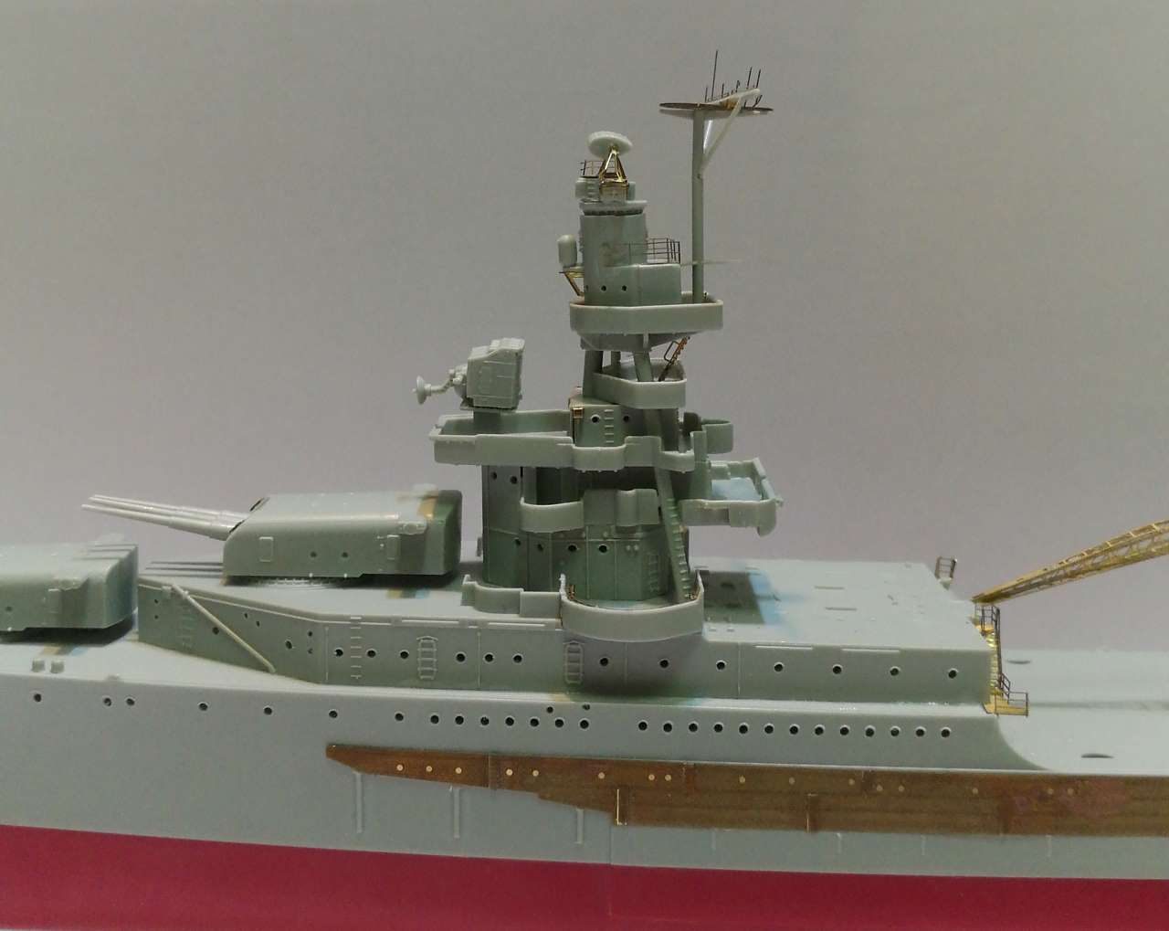 USS Indianapolis 1/350 Academy - 1945 - Page 5 878137Indianapolis75