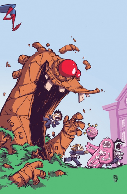[Comics] Skottie Young, un dessineux que j'adore! - Page 2 879134SXM1covCOL3