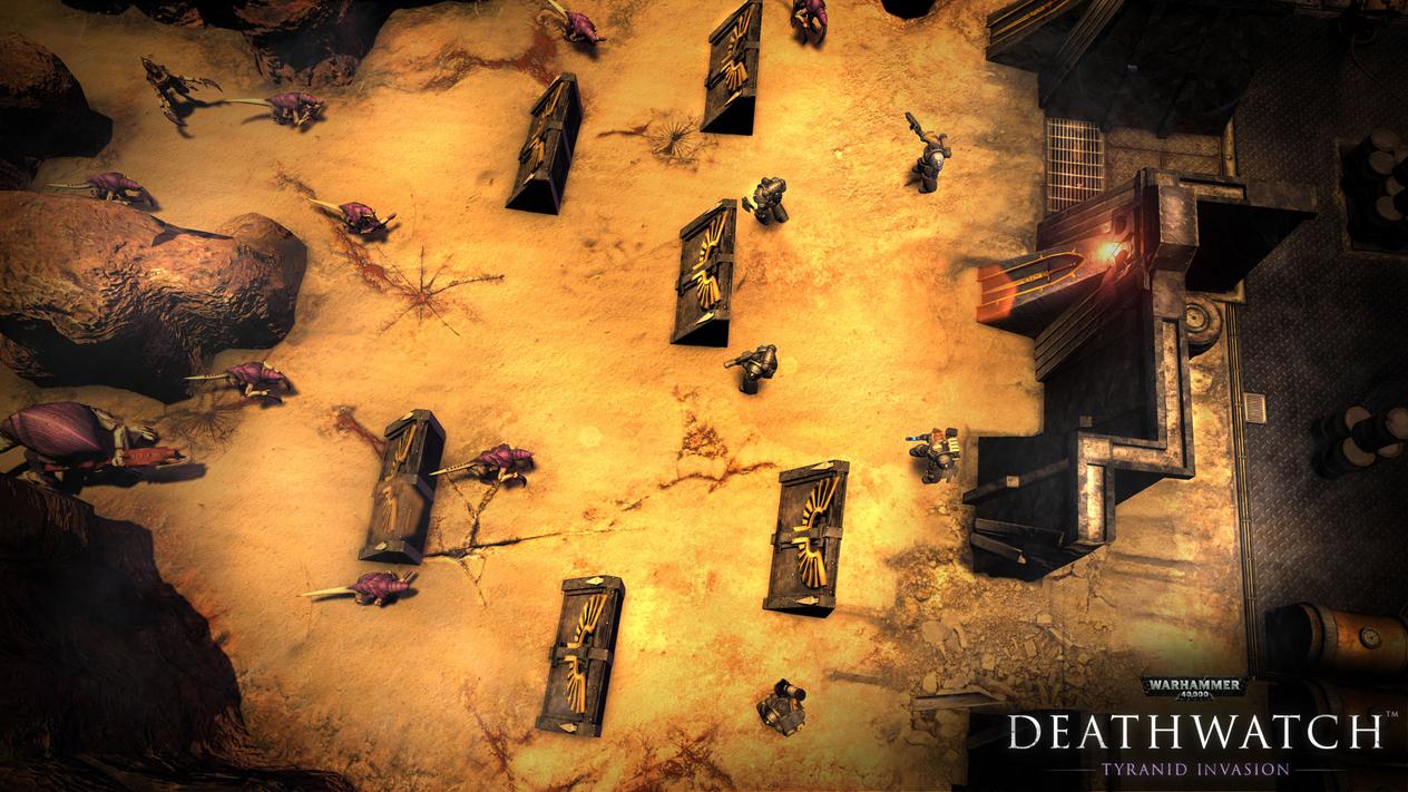 [Jeu vidéo] Deathwatch: Tyranid Invasion 8798151264x7113