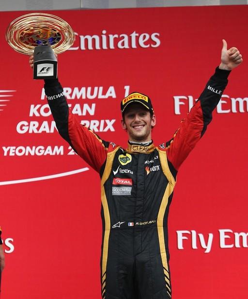 F1 GP de Corée du Sud 2013 : Victoire Sebastian Vettel 8798802013romaingrosjean