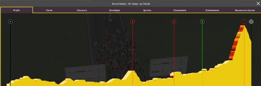 Giro - Tour d'Italie / Saison 2 880258PCM0001