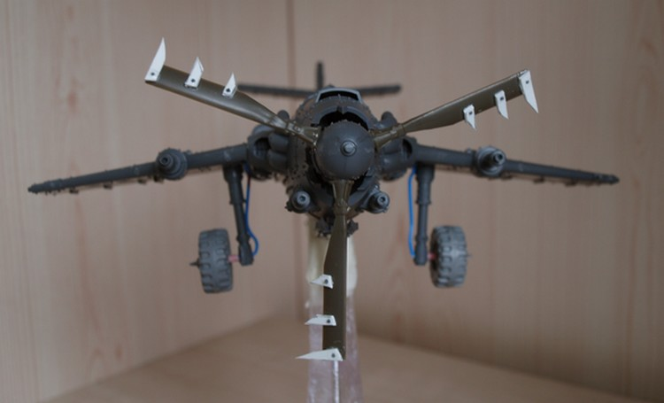 Messerschmitt ork - FINI !!!! 880411Messerschmittork6
