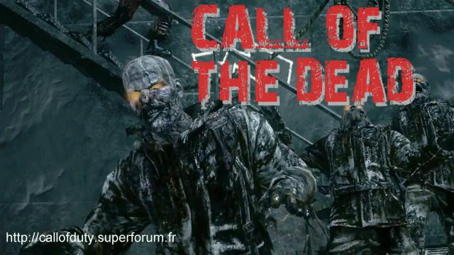 Le Nouveau Mode Zombie De Treyarch Se Nomme Call Of The Dead