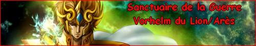 Sanctuaire des saints d'Arès (Vorhelm du Lion)