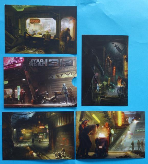 Les collecs de Taelwyn : du star wars encore et toujours - Page 16 8818251313cartespostales