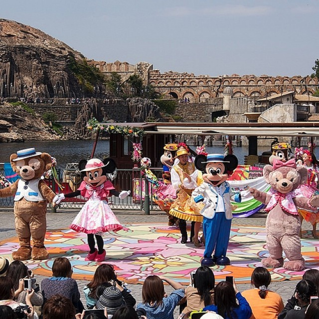 [Tokyo Disneyland] Nouvelle parade : Hippiti-Hoppiti Spring Time (du 2 avril au 23 juin 2014) 882216tds13