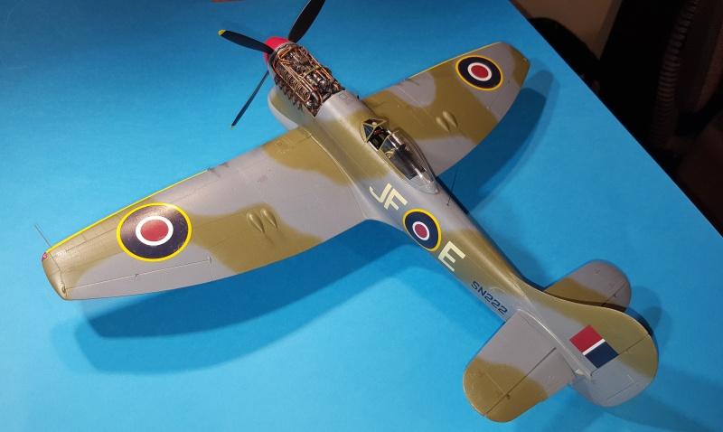 Hawker Tempest Special Hobby au 1/32ème - Page 4 88322320170926200343