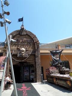 le pirate paradise à Montpellier 883846SAM0100