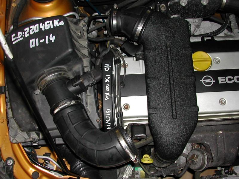 Astra G coupé Bertone Turbo pack 2.0T 16v - Page 3 884597DSCN4632