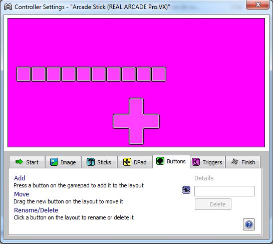 Xpadder - mapping de contrôle 885450Sanstitre6