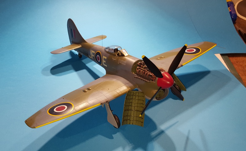Hawker Tempest Special Hobby au 1/32ème - Page 4 88609920170926200624
