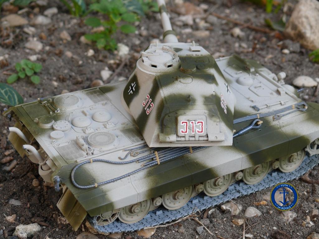 Sd.Kfz. 182 Panzer VI ausf B Tiger II Porsche Turret 886372konigstiger15