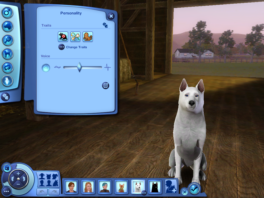 Les Sims ... Avec Kimy ! 886634Lencelot