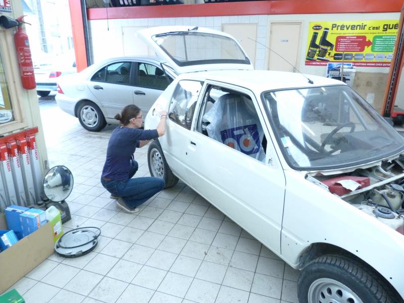 Replique 205 GTI Gr N de Jean Sébastien Couloumies 886993201107juil528