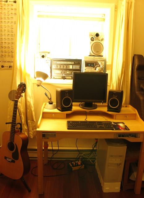 Projet : Home Studio semi-pro. - Page 2 887323MG6269