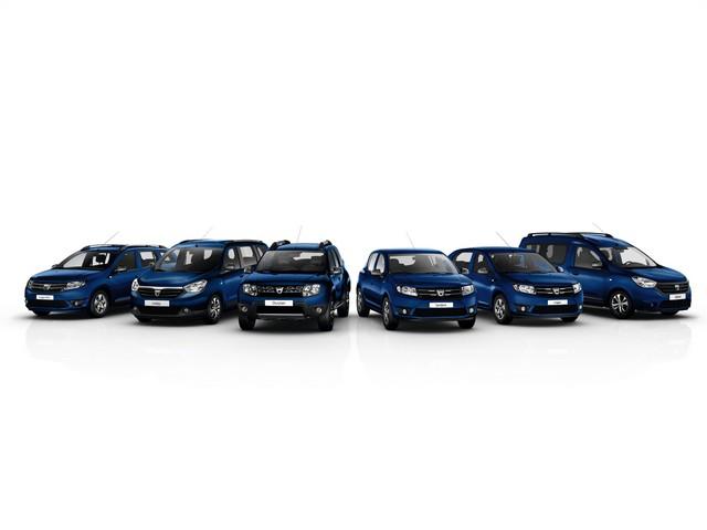 Dacia : une série limitée anniversaire pour tous les modèles de la gamme 888588daciasrielimiteanniversaire
