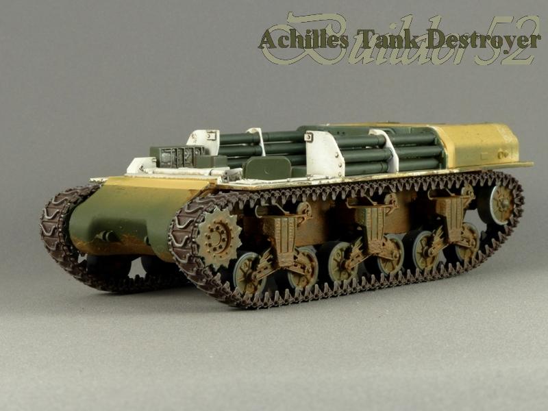 Achilles Tank Destroyer - Academy-Italeri + RB Model + set Blast 1/35 888672P1030808
