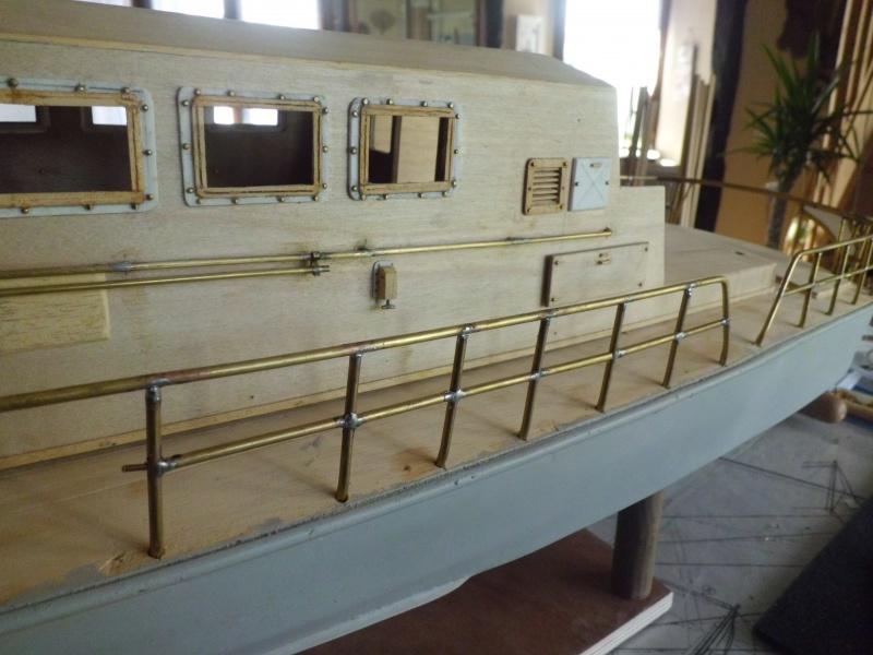 POURQUOI PAS II canot 17.60m SNSM Saint-Malo sur plan au 1/20° - Page 3 888714CIMG2086