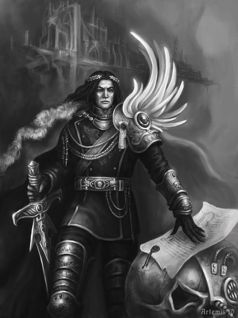 [W30K] L'Empereur de l'Humanité / The Emperor of Mankind 890140Emperoryoungerdays