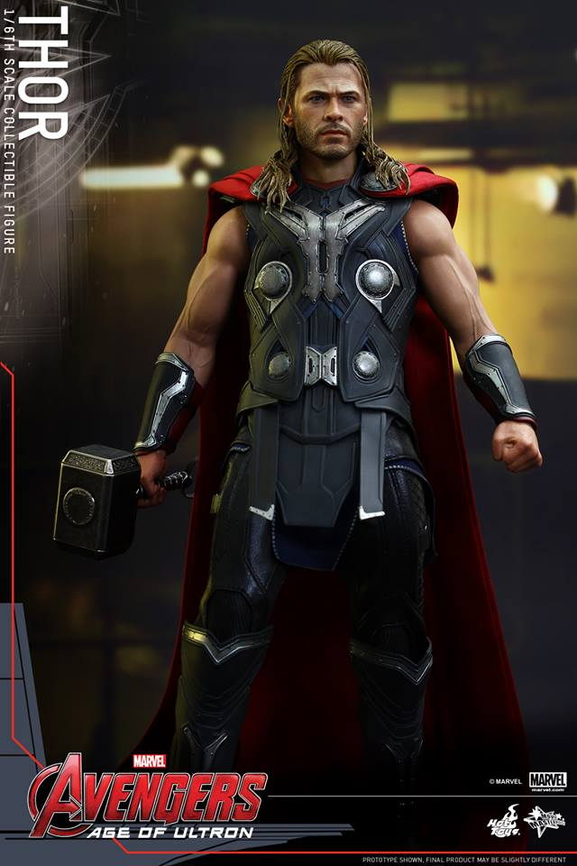 HOT TOYS - Avengers: Age of Ultron - Thor 890567110
