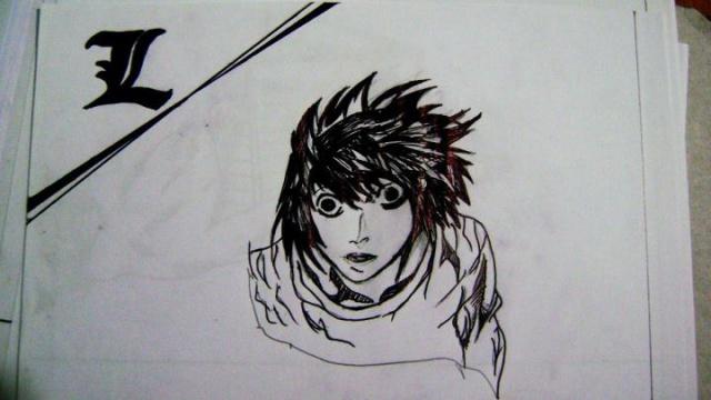 Mes dessins Death Note 891244miuytr